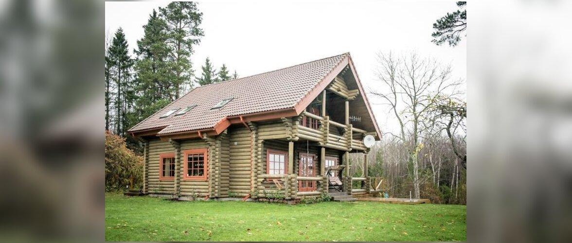 Saaremaa kallimate müügis olevate suvekodude TOP 5