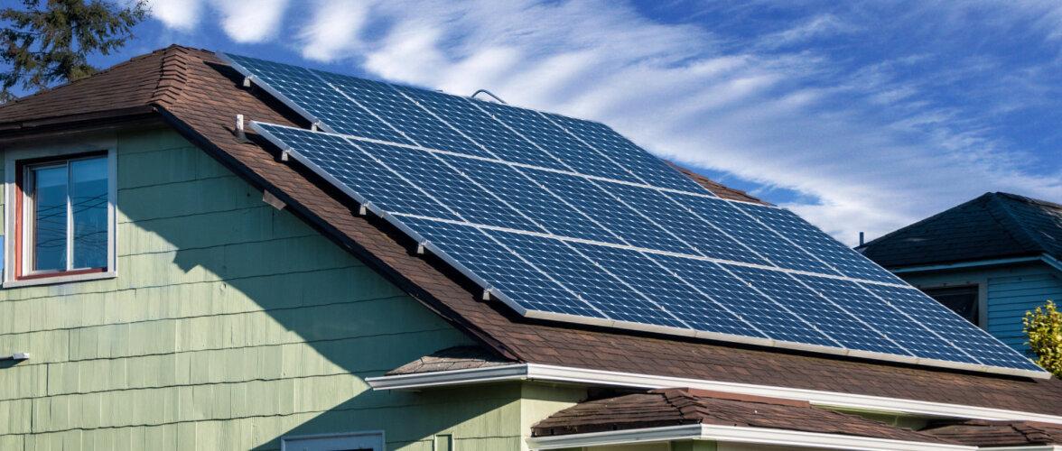 Kas päikeseenergia on kallis või tasub end siiski ära? Müüdid <em>vs.</em> tegelikkus