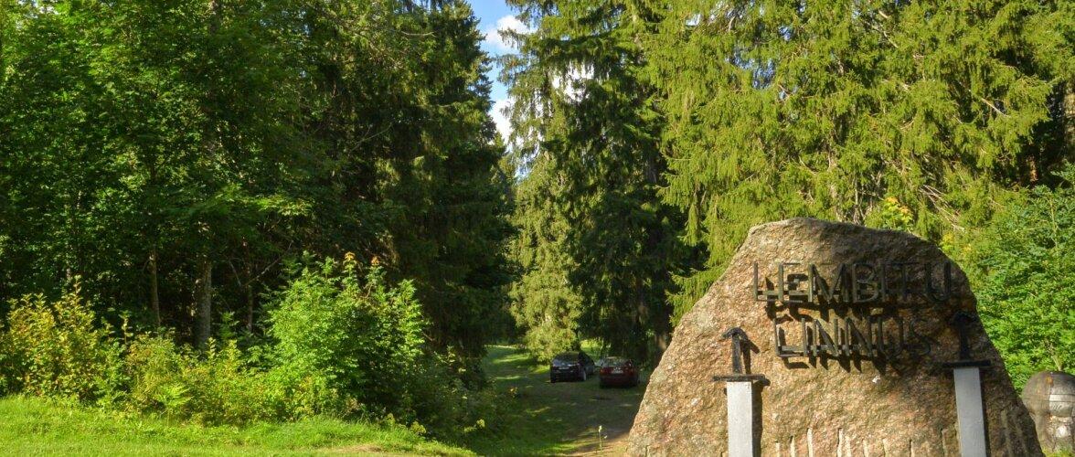 Городище Лыхавере — древний оплот свободы, или Где же спрятана голова Лембиту?