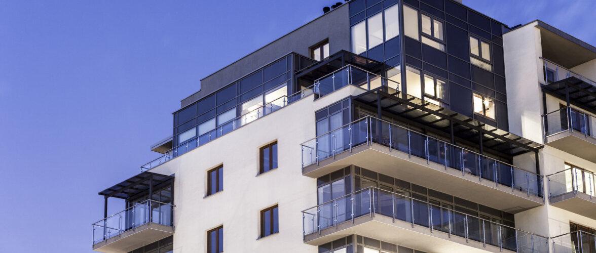 Tallinnas tehakse ligi kolmandik tehingutest uute korteritega. See ennustab edasist hinnatõusu