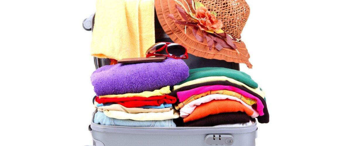 ÄRA UNUSTA | Seitse ülivajalikku asja, mis puhkusereisile minnes alati koju ununevad