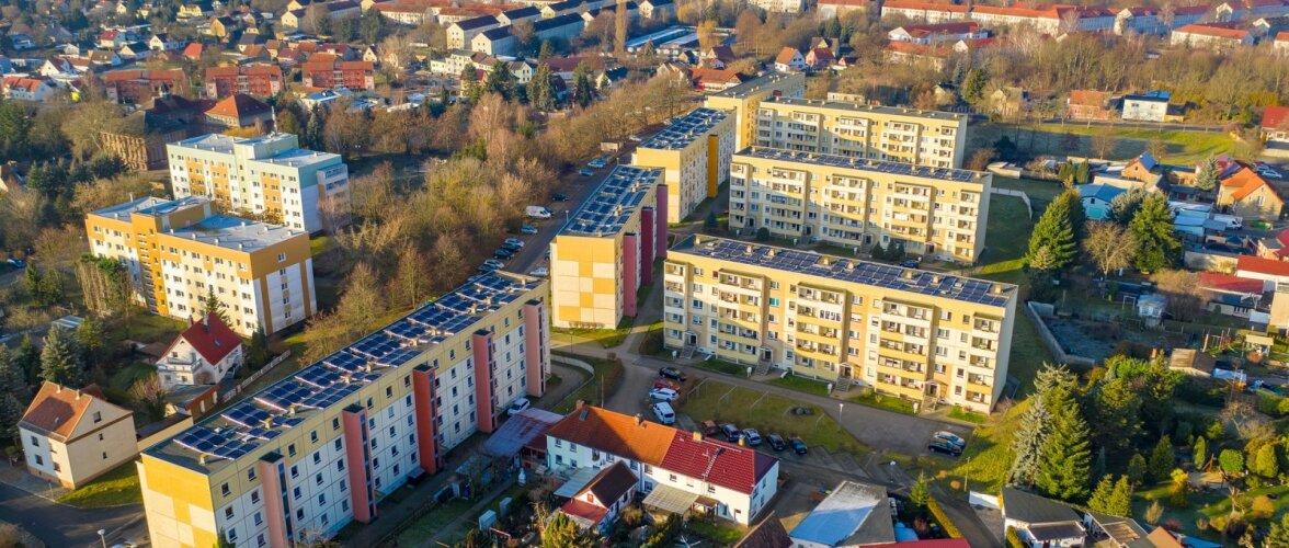 Kuidas päikesepaneelid kortermaja väärtust suurendavad?