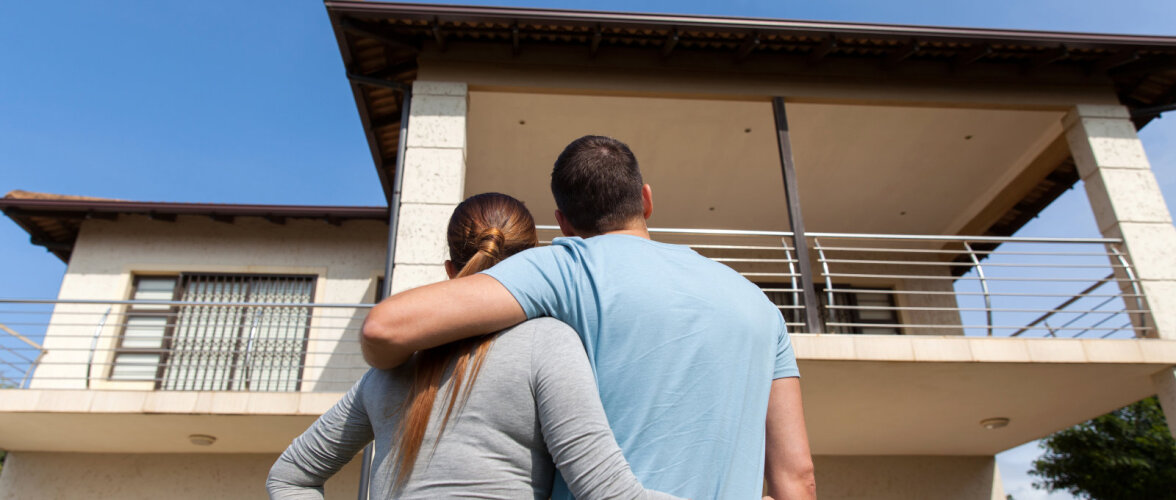Numbrid ütlevad, kas osta või ise ehitada maja