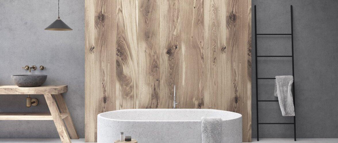 10 ideed, kuidas oma vannituppa soojust ja isikupära lisada