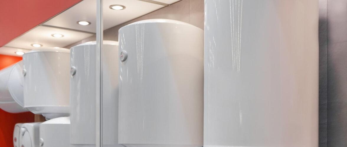 Kuidas valida mahult ja tüübilt sobiv soojaveeboiler? 4 olulist sammu, kui sa ei taha pesta külma veega