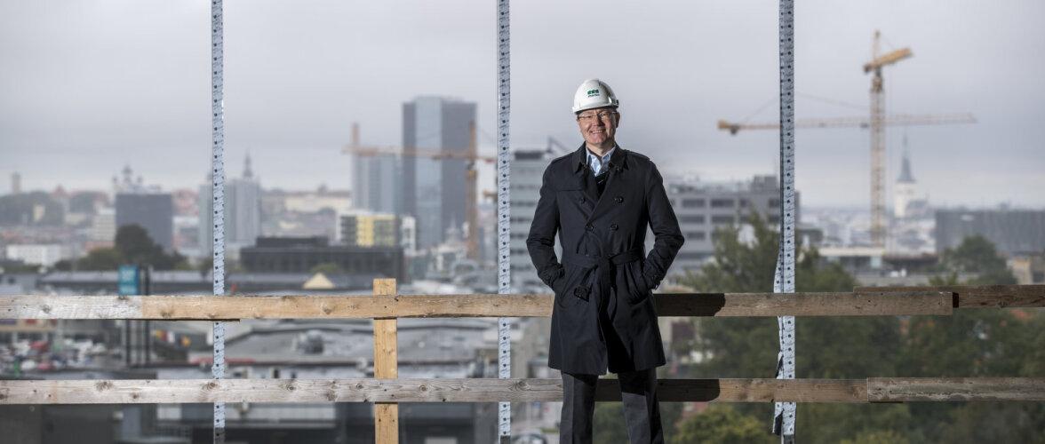 Merko Ehituse müügitulu kasvas veerandi võrra