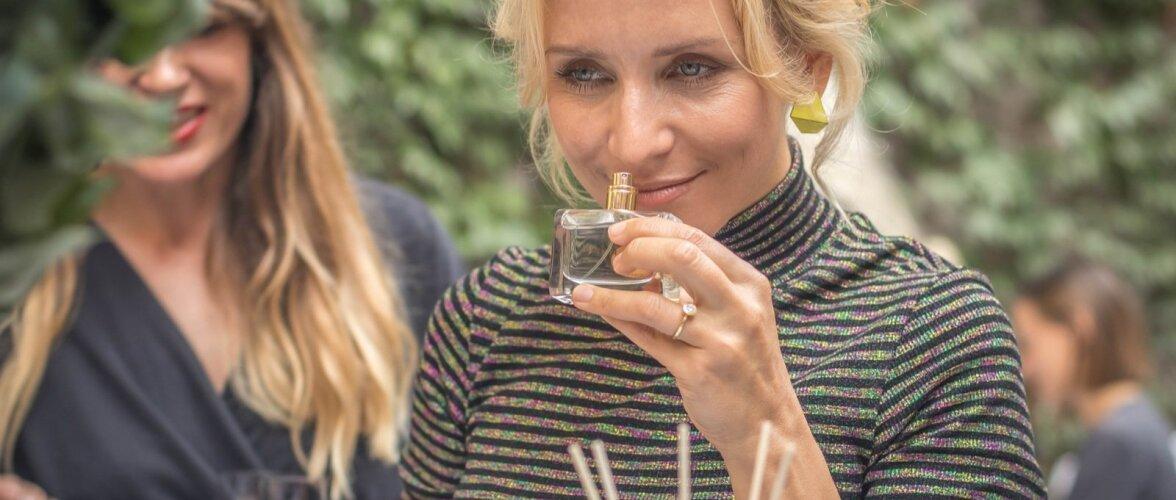 Rootsi öko-luksuskosmeetika nahahooldussarja ja parfüümimaja Björk & Berries esitlus
