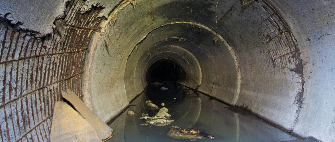 Kolmandik soojaarvest lastakse kanalisatsiooni. Soojus tuleb heitveest kinni püüda ja see tasub end üsna kiiresti ära