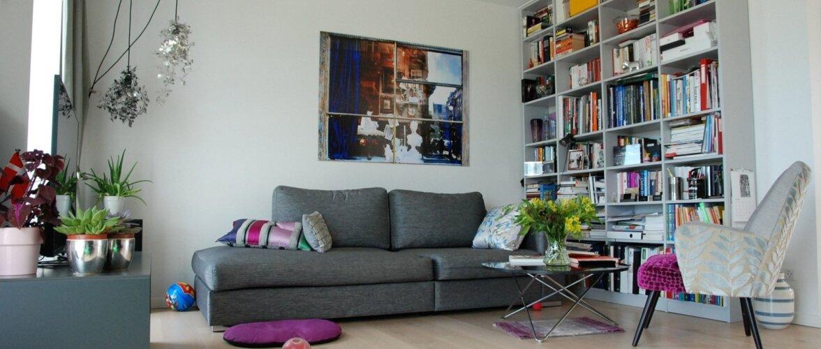 Eestlase kodu Taanis: Valgusega täidetud modernne elamine