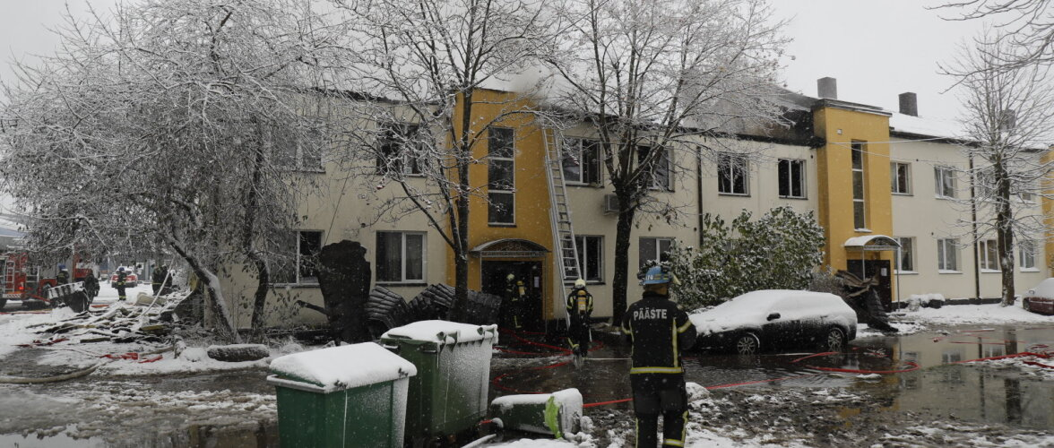 Kes katab kortermaja põlengus tekkivad kahjud?