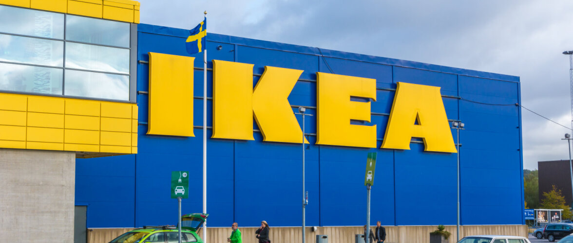 Nüüd ei pea IKEAs ostlemiseks laevaga sõitma. Vaata, kus valmis just uhiuus pood!