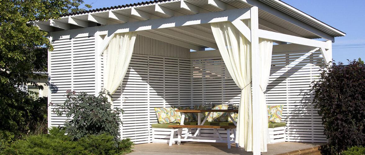 Inspireerivad aiad, terrassid ja rõdud aastast 2015 — ideid suveks