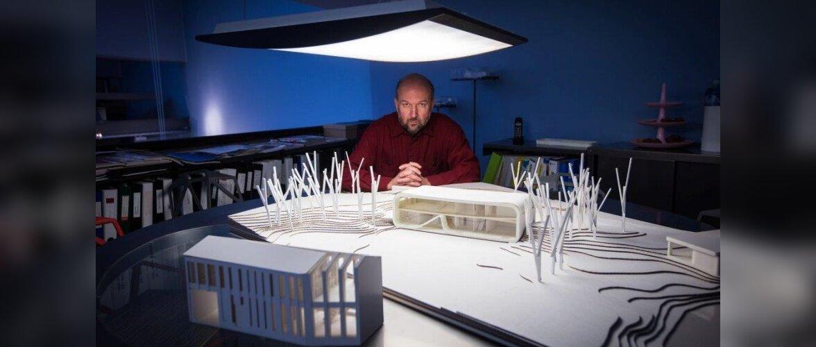 Arhitekt Peeter Pere — teadlik ja informeeritud