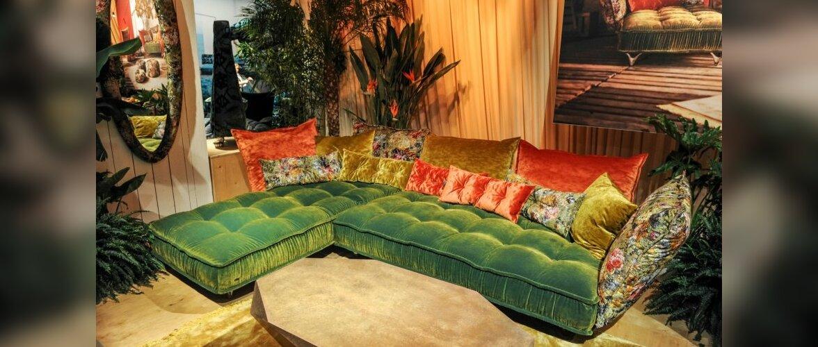 FOTOD: Sisustusideid sinu koju Kölni mööblimessilt