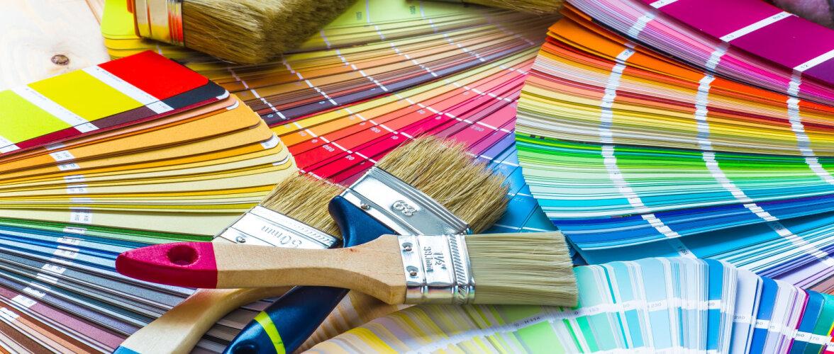 Häid nippe seina värvimiseks — kuidas saavutada parim tulemus?