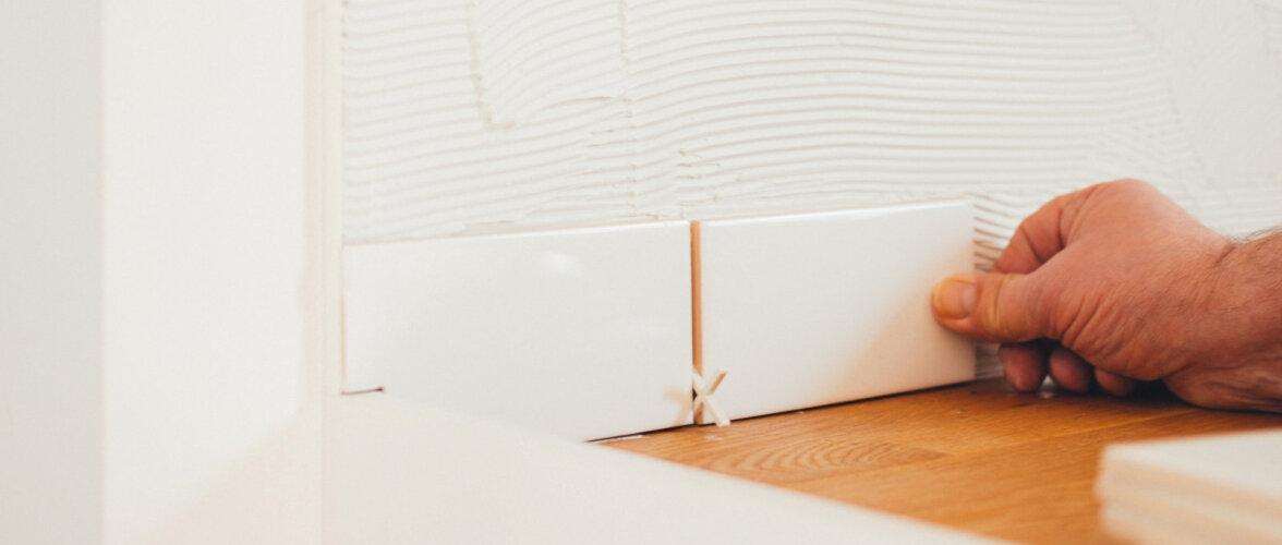 TEE ISE | Kuidas köögi tagasein oma jõududega ära plaatida?