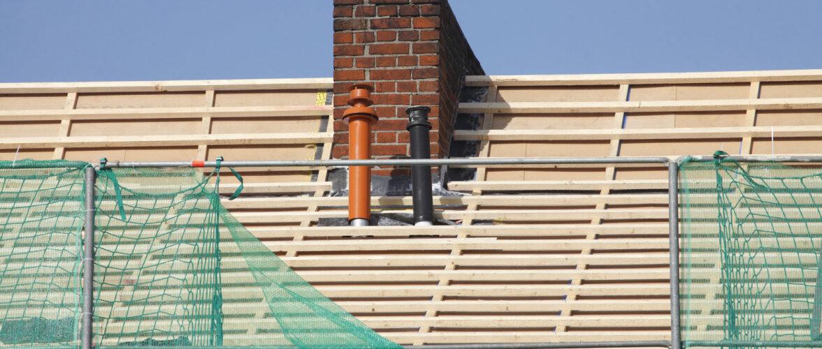 Vead, mida võiks katuse ehitamisel ja renoveerimisel vältida
