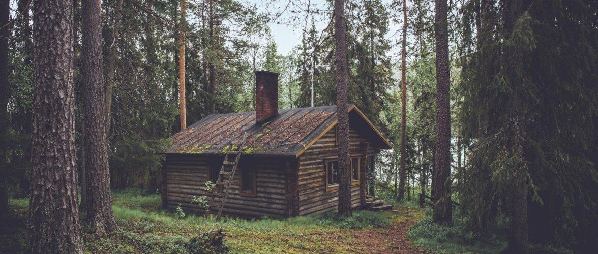 Vana palkmaja teisaldamine — nõksud, mida on hea enne teada