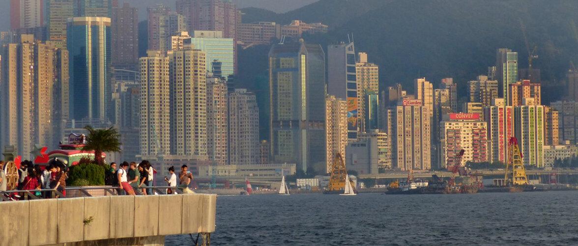 Десять вещей, которые нужно сделать в Гонконге