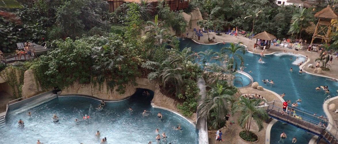 Лучшие аквапарки Европы, которые нужно посетить этой зимой