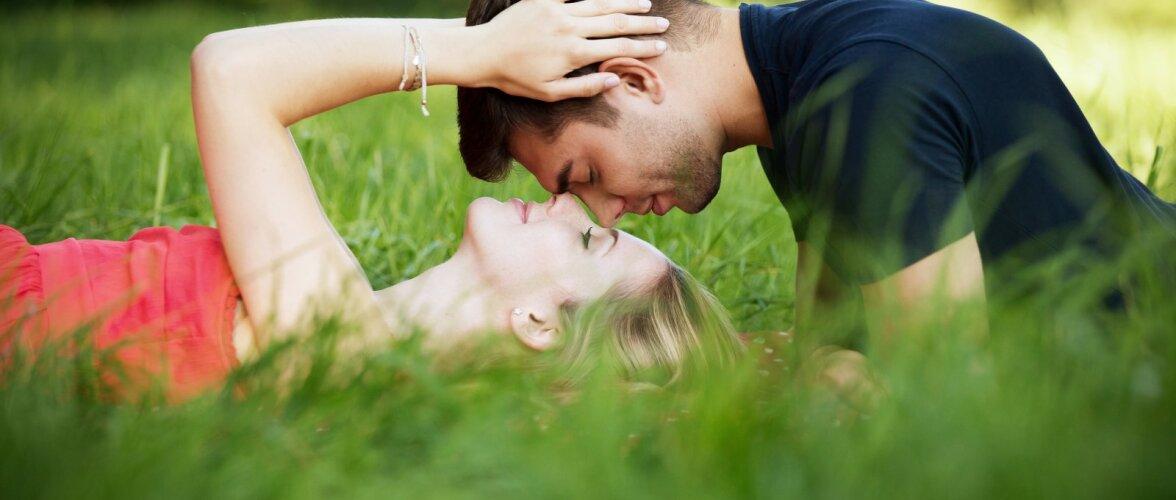OLED ARMUNUD? Väga hea — 10 head asja, mida armumine sinu kehaga teeb!