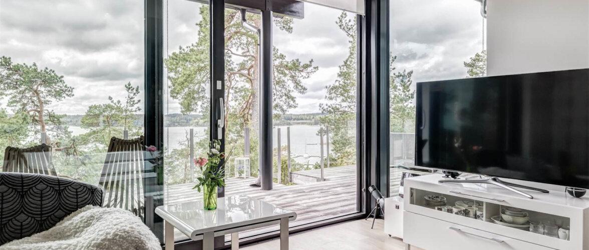 Kodu, kus loob harmoonia põhjamaine interjöör ja ümbritsev loodus