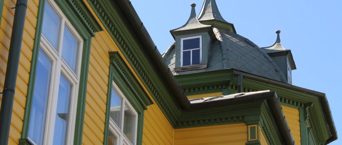 FOTOGALERII | Pärnu suvised majasilmad!