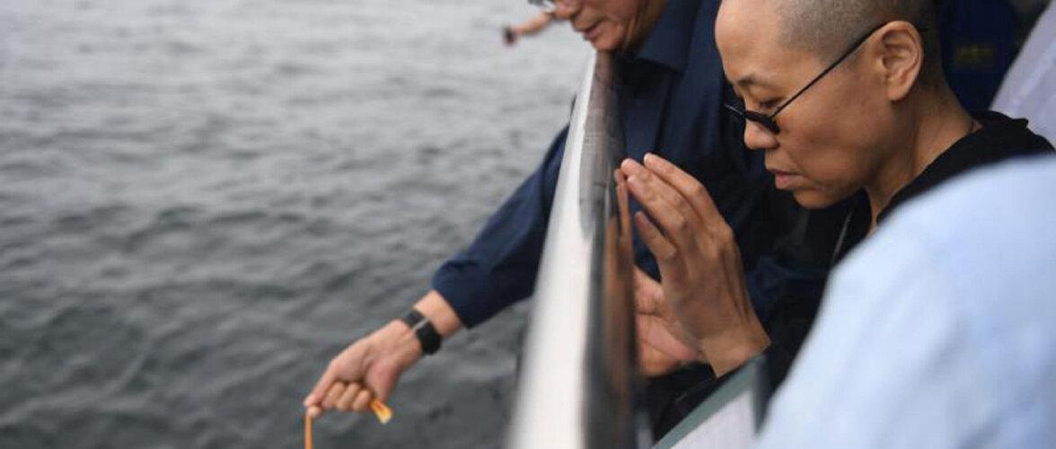 Китайцы будут получать деньги за отказ от похорон на суше