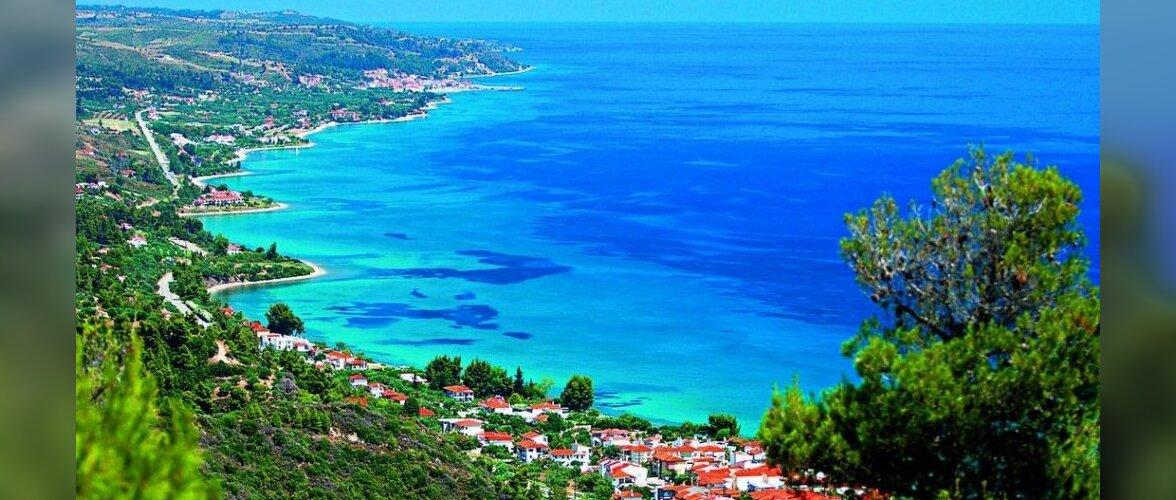 Халкидики - любовь с первого взгляда, или почему этим летом стоит отдохнуть в Греции