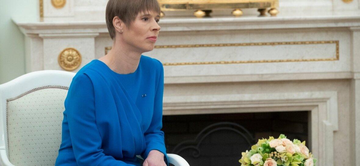 Kaljulaid Putinile: naabritega tuleb alati rääkida, ka siis, kui on põhimõttelisi erimeelsusi