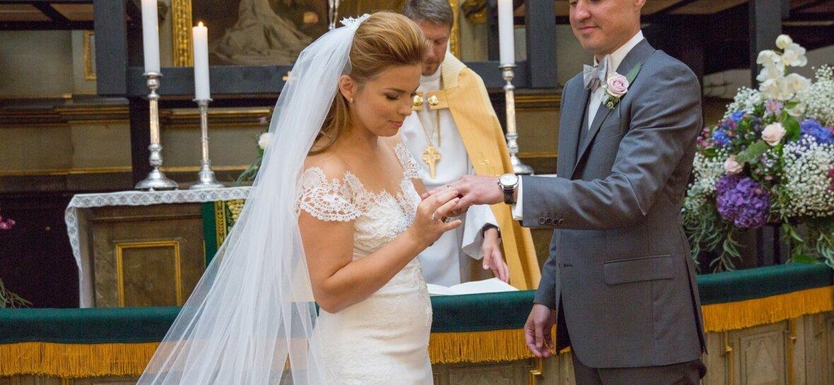 Taavi ja Luisa ametlikud pulmafotod