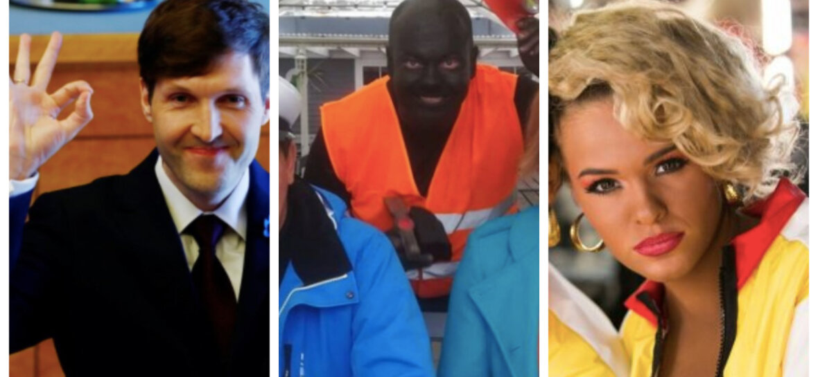 VIDEO | Sugugi mitte nii kauge teema! Kodumaised kuulsused ja poliitikud, kellele rassismiskandaalid võõrad pole