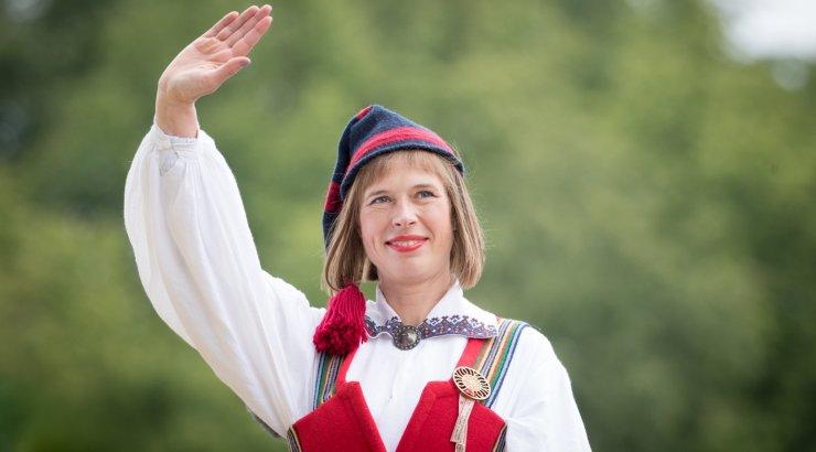 President Kaljulaid osaleb Jaapani keisri troonimistseremoonial