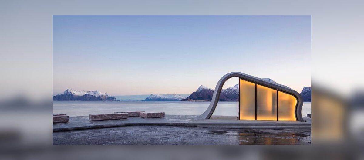 ФОТО: Самый стильный общественный туалет в мире находится в ...