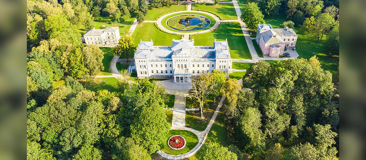 REISIIDEE SUVEKS   Kergitame saladuseloori: avastusterohke teekond Leedu mõisates