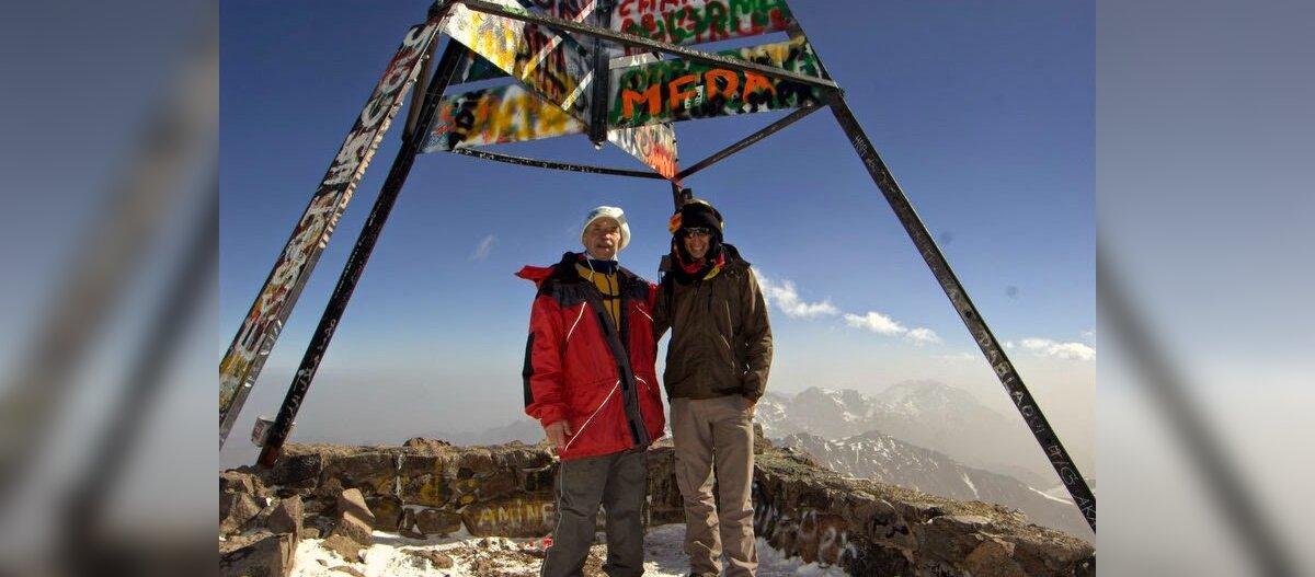 Reisikiri Marokost: läksime kõrbe, aga jõudsime lumistesse mägedesse