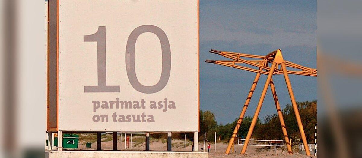 Pärnu: 10 parimat asja, tasuta!