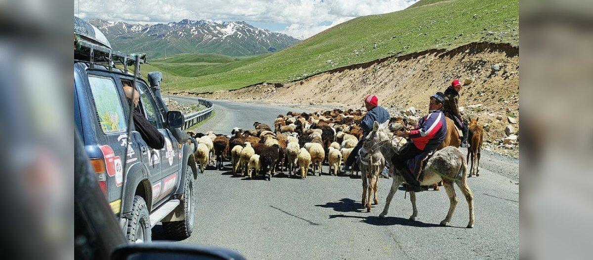 Reisikiri: automatk külalislahkesse Kõrgõzstani