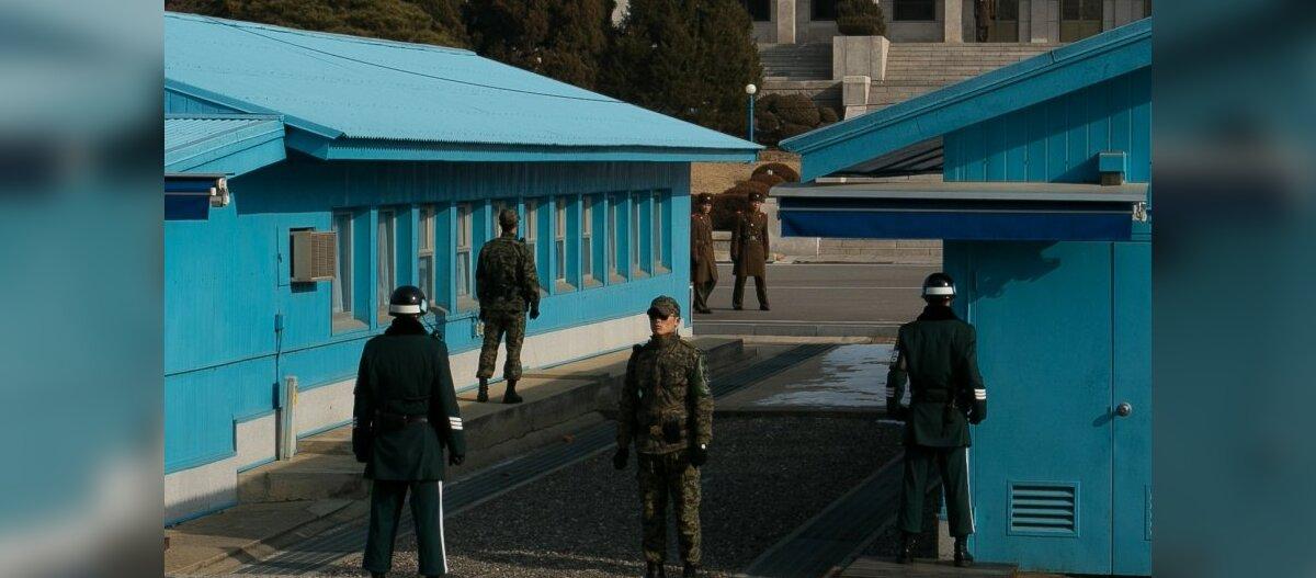 Reisikiri: retk Demilitariseeritud Tsooni, Korea moodi külma sõja rindejoonele