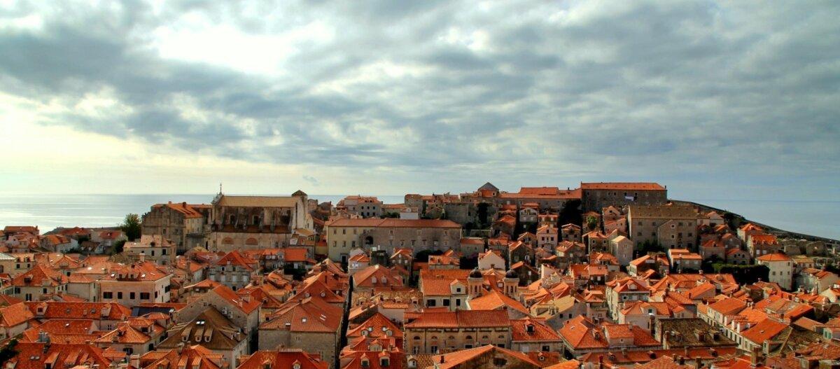 Власти Дубровника решили ограничить количество туристов с 2019 года