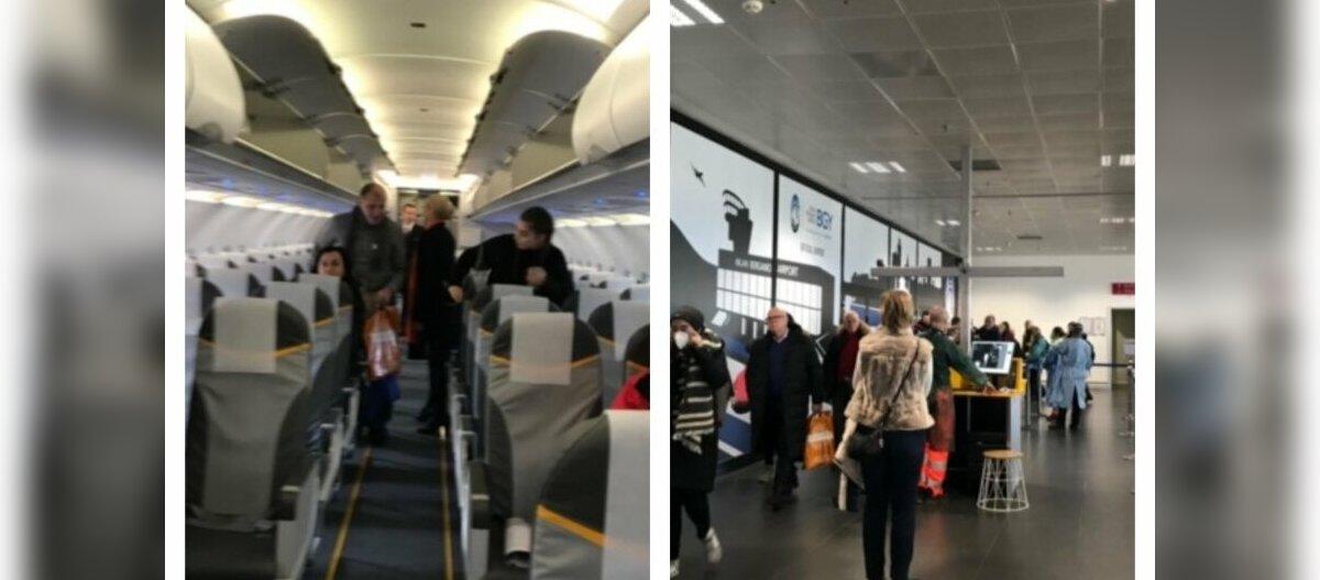 ФОТО | Читатель Delfi о поездке на север Италии: самолет был почти пустой, в аэропорту были только пассажиры нашего рейса