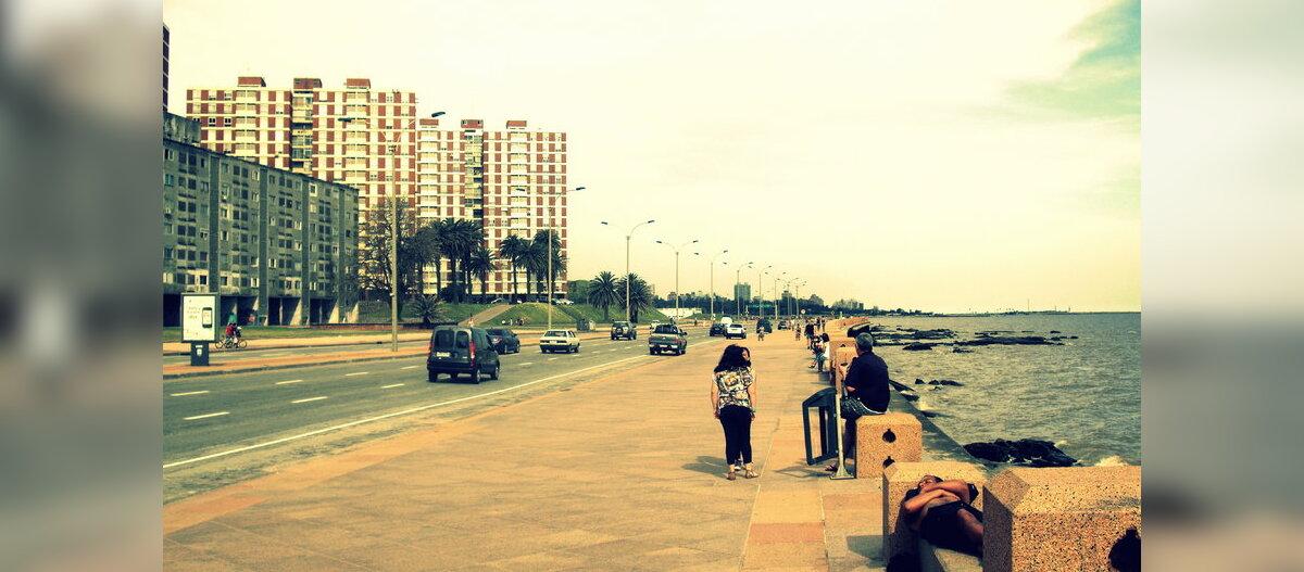 Reisijutt sellest, kuidas meid Montevideos röövida üritati
