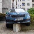 Bolt Drive'i auto Tallinnas Lastekodu tänaval