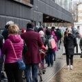 VALUS ÕPPETUND: Vaktsineerimiskaost, nagu kogeti aprilli alguses Tallinna vaktsineerimiskeskustes, ei taha enam keegi läbi elada.