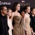 FOTOD | Nagu täiskasvanud juba: vaata, kui suureks on kasvanud Angelina Jolie ja Brad Pitti viis last!
