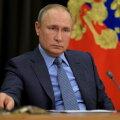 Путин: вопрос открытия границ России лежит в медицинской плоскости