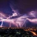 Äikeseuurija: kliimamuutus toob üha enam äärmuslikke sademeid