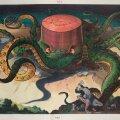 Standard Oili kujutav karikatuur 1904. aastast