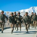 PAMIIRI MÄGIKÜTID: Hiina Rahvavabastusarmee sõdurid 2021. aasta jaanuaris õppustel Uiguuria provintsis. Väidetavasti on hiinlased rajanud sõjaväebaasi ka nn Wakhani koridori, mis asub juba Afganistani territooriumil.