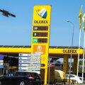 Kütuse hinnad tõusid 10.06.2021
